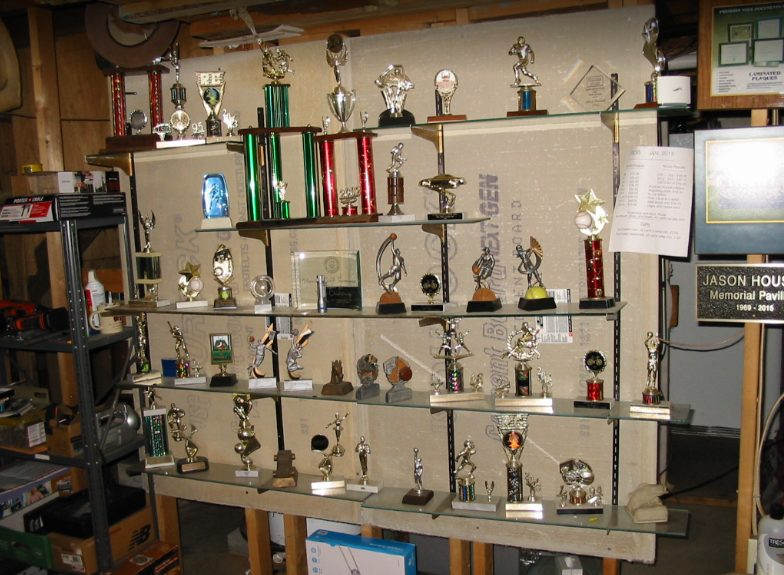 Custom trophies and awards from Brevard Trophy